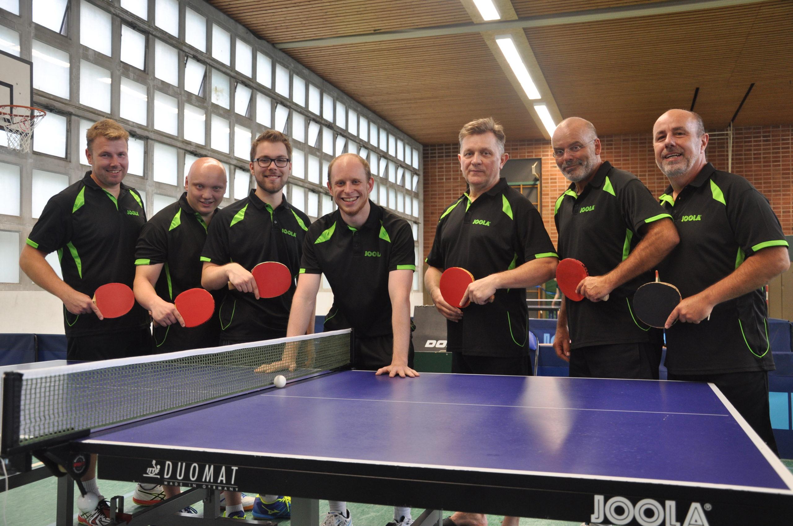 Tischtennis-Verbandsligist TTC Mennighüffen Saison 2020-2021 – by Maximilian Harre